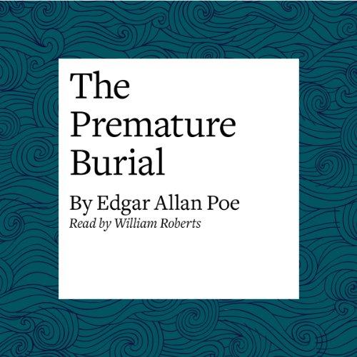 The Premature Burial  Audiolibri