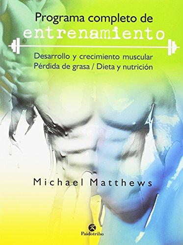 Programa completo de entrenamiento (Deportes)
