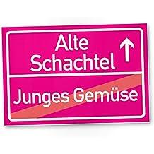 Suchergebnis Auf Amazon De Fur Geburtstag Alte Schachtel