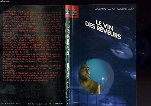 Le Vin des rêveurs par John Dann MacDonald