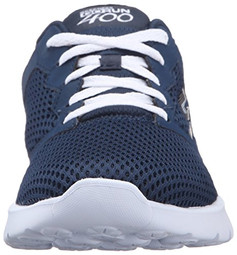Skechers - Go Run 400, Scarpe sportive Donna Navy/White