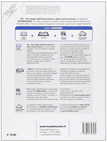 TIC. Tecnologie dell'informazione e della comunicazione. Office 2003 e Windows XP. Per le Scuole superiori. Con e-book. Con espansione online (Hoepli tecnica per la scuola)