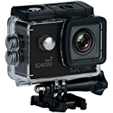 SJCAM SJ4000 WiFi 12MP 60fps 4K Full HD WiFi Sports Action Camera 170°Wide FOV 30M Waterproof DV Camcorder