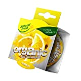Best Fresheners voiture Natural - NATURAL FRESH W-le or030Organic Can Air Freshener Lemon Review