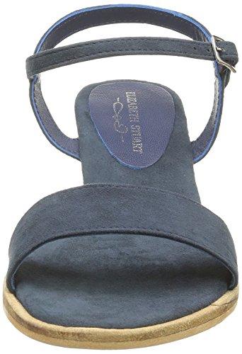 ELIZABETH STUART Damen Soto 606 Sandalen Blau - Bleu (Océan)