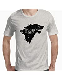 Positivos Camisetas Juego de Tronos - Winter is Coming - XL