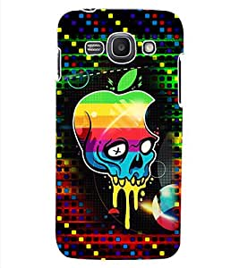 ColourCraft Funny Image Design Back Case Cover for SAMSUNG GALAXY ACE 3 LTE S727