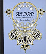 Seasons Coloring Book de Hanna Karlzon