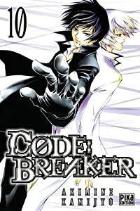 Code:Breaker Edition simple Tome 10