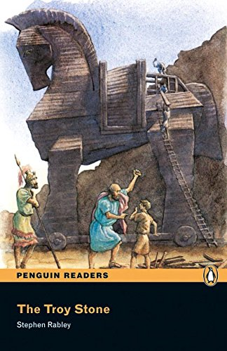 Penguin Readers ES: Troy Stone, The Book & CD Pack: Easystarts (Pearson English Graded Readers) - 9781405880718