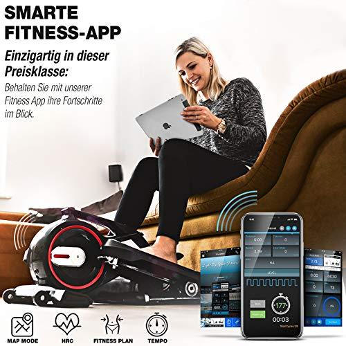 Sportstech Premium Mini-Heimtrainer DFX mit App - 2