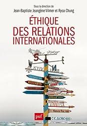 Ethique des relations internationales