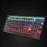 Qi Tai/Computer keyboard Gaming Keyboard - Mechanical E-sports Keyboard Desktop Laptop Keyboard