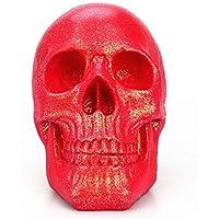 Cráneo Esquelético Humano Del Esqueleto Humano de Los Cráneos Esqueléticos Humanos del Cráneo Para la Decoración del Partido y de Ministerio del Interior de Halloween