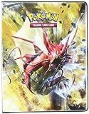 Pokémon - Jeux de Cartes - Portfolios - Portfolio Xy - Rupture Turbo Mega Leviathor & Mega Cizayox (10 Pages De 9 Cases)