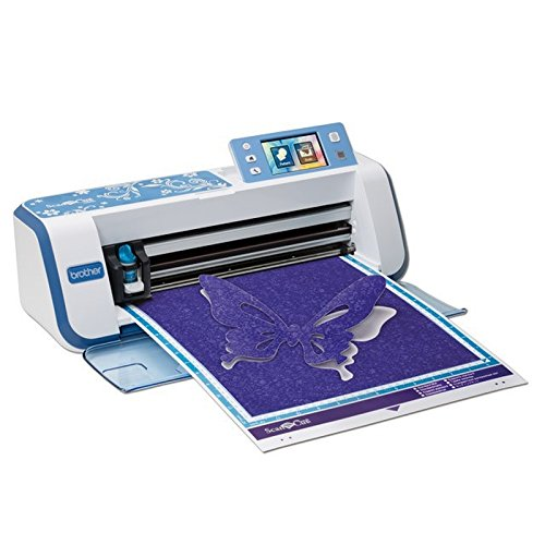 Brother CM840 Scan-N-Cut Hobbyplotter Schneideplotter mit Scanner