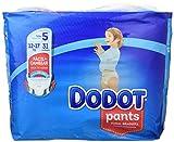 Dodot Pants Pañal-Braguita Talla 5, 31 Pañales
