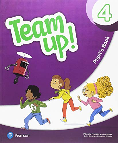 Team Up! 4 Pupil's Book Pack