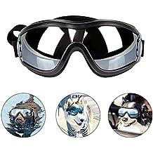 PEDOMUS Perros Gafas netive Gafas de Sol para Mascotas Resistente al Agua  Resistente al Viento Ojo 8b06db1a454e