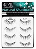 Ardell Demi Wispies Natural Multi Pack (4 Pairs) False Eyelashes Fake Lashes by Ardell