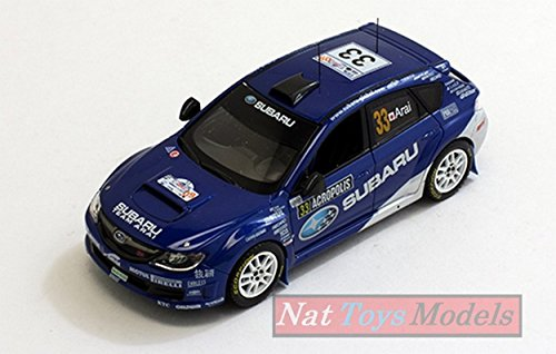 j-collection-jc195-subaru-impreza-n33-acropolis-rally-2009-arai-mc-neall-143