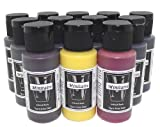 Badger Air-Brush Minitaire 12-Color Ghost Tint transparent Acrylic - Best Reviews Guide