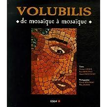 Volubilis. De mosaïque à mosaïque