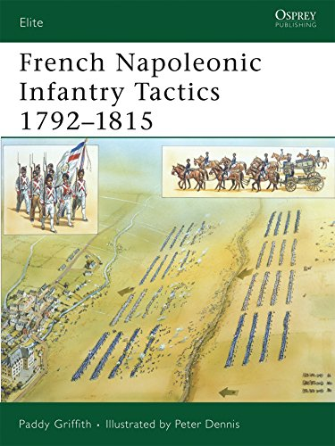 French Napoleonic Infantry Tactics 1792-1815 (Elite) par Paddy Griffith