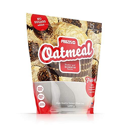 Prozis Oatmeal Avena Integrale 1250 g Bonbon
