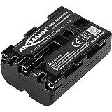 ANSMANN Li-Ion Akku A-Son NP FM 500 H 7 4V/Typ 1500mAh/Leistungsstarke Akkubatterie für Foto Digitalkameras - der perfekte Ersatzakku für Sony Digicam uvm.