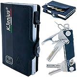 Portafoglio Piccolo Porta Carte Di Credito Tessere Documenti Mini Uomo Donna Pelle Schermato Distinto Protezione RFID NFC Ant