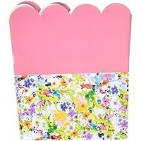 Talking Tables - Ciotoline di cartone con motivo floreale, confezione da 6