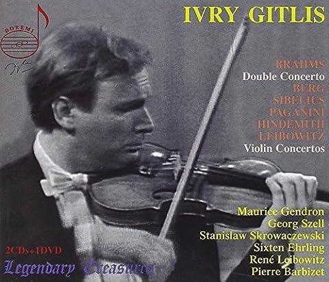 Ivry Gitlis - Live Performances