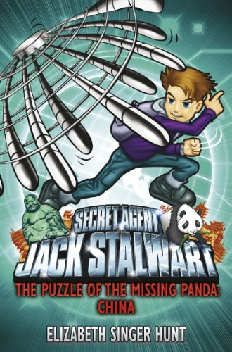 Jack Stalwart: The Puzzle of the Missing Panda: China: Book 7 Fox Poacher