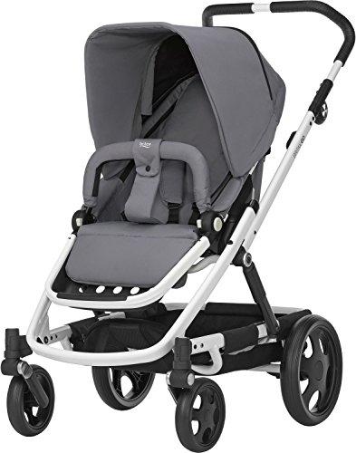 Britax GO Kinderwagen mit Sportaufsatz (6 Monate - 3 Jahre), Kollektion 2018, Steel grey
