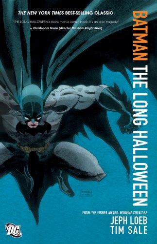 Batman: The Long Halloween (Batman Halloween Für)