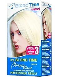Blond Time, Supra Max Blond producto para el blanqueamiento del pelo