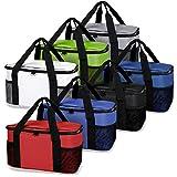 noorsk Kühltasche 20 Liter Einkaufstasche Strandtasche Picknicktasche Kühlbox Picknickkorb in vielen Farben