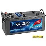 NRG Premium LKW Batterie 210Ah - 1300A/EN Starterbatterie ersetzt 200Ah 220Ah