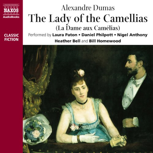 The Lady of the Camellias  Audiolibri