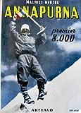 Annapurna - premier 8000 - 32 hŽliogravures hors textes