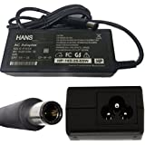 HANS Laptop (65W 18.5V 3.5A) Battery Charger Adapter For HP Compaq 6910p Notebook