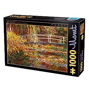 D-Toys Puzzle 1000Pcs, 67548CM05, Uni