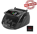 #8: SToK New Rs.500 & Rs.2000 Notes Counting and detecting fake SToK ST-MC05 Cash / Bill / Currency/ Money / Note Counting Machine with Fake Note Detector & LCD Display Color Changing Display- 1 Year Warranty (Compatible with New Currency - 500 & 2000 denomination)
