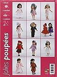 Image de Jolies poupées : 12 tenues à faire soi-même : Tricot, crochet, couture