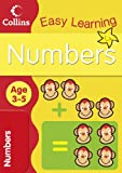 Numbers Age 3-5: Book 1 (Collins Easy Learning Age 3-5)