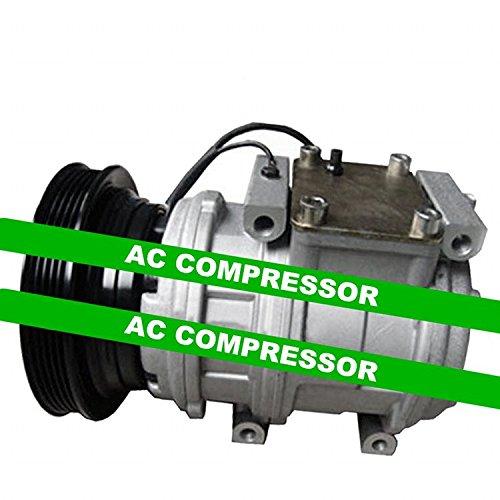 Gowe AC Kompressor für 10Pa17C für Auto Toyota Camry/Celic/wiederaufbereitet Solara AC Kompressor mit Kupplung 1515957398 - Kompressor Ac Mit Kupplung