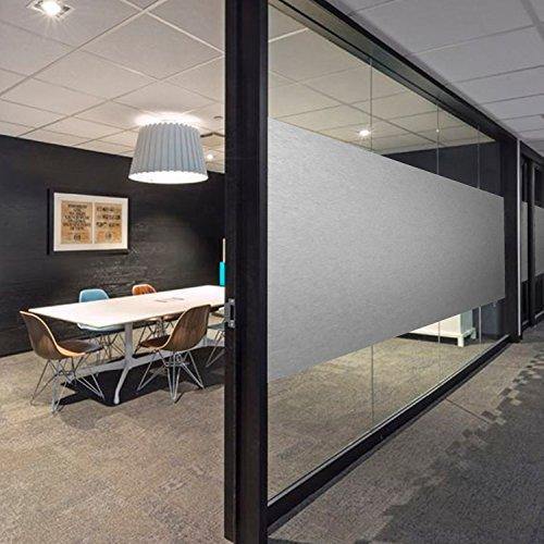 Pellicola privacy finestre opaca statica vetro adesivi per - Pellicola vetro finestra ...