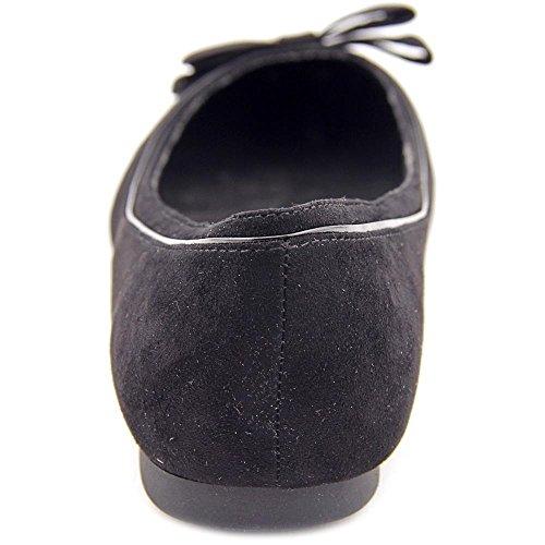 Karen Scott Chandii Femmes Simili daim Ballerines Black