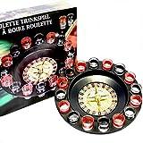 Toys4boys Roulette Bere Gioco, Drinking Roulette, Roulette Russa Alcolica, 16 Bicchierini